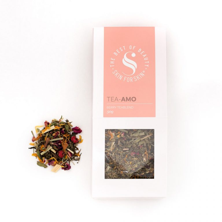 BerryTea + packaging