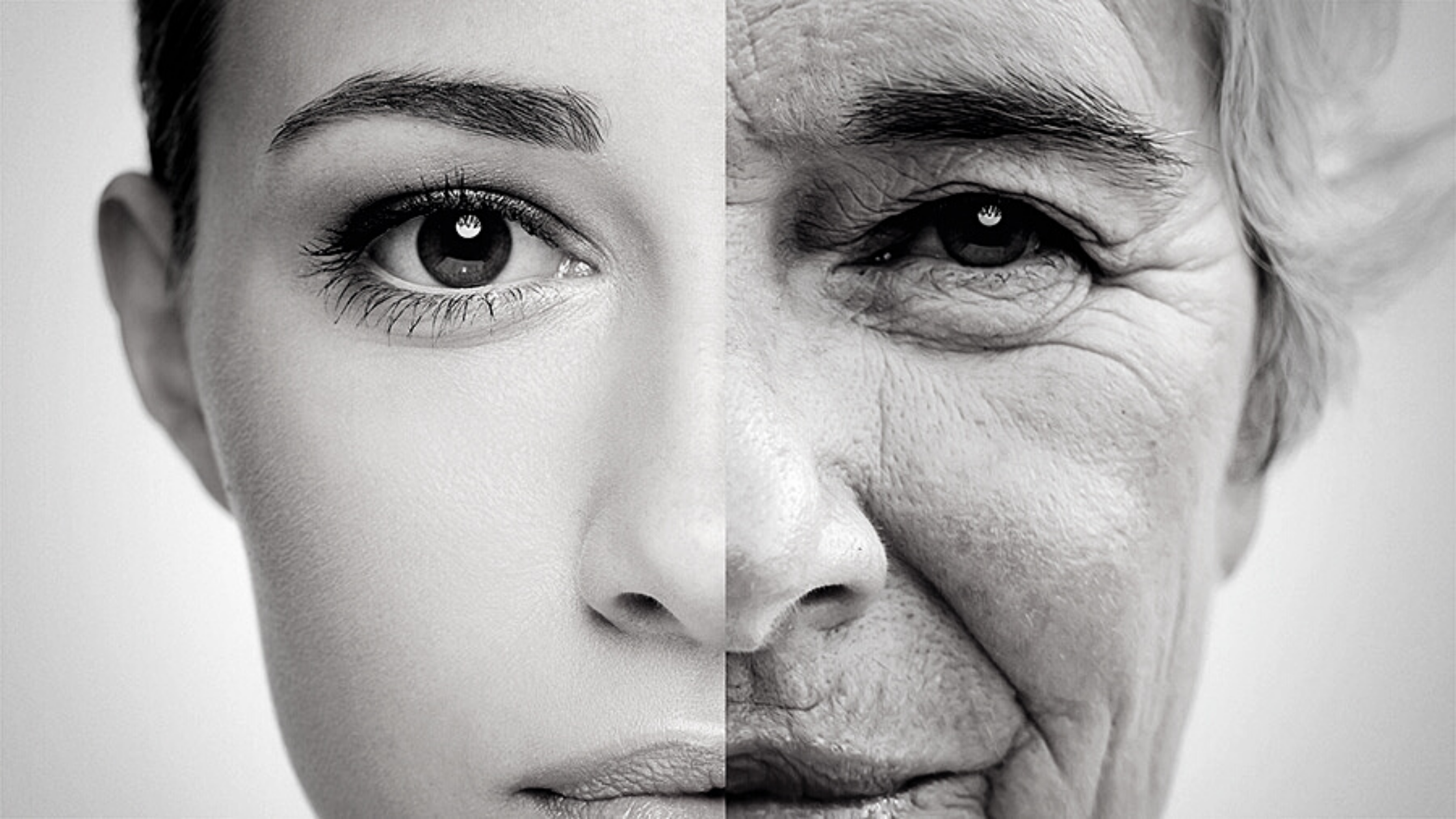 How does skin aging occur and what can you do about it?