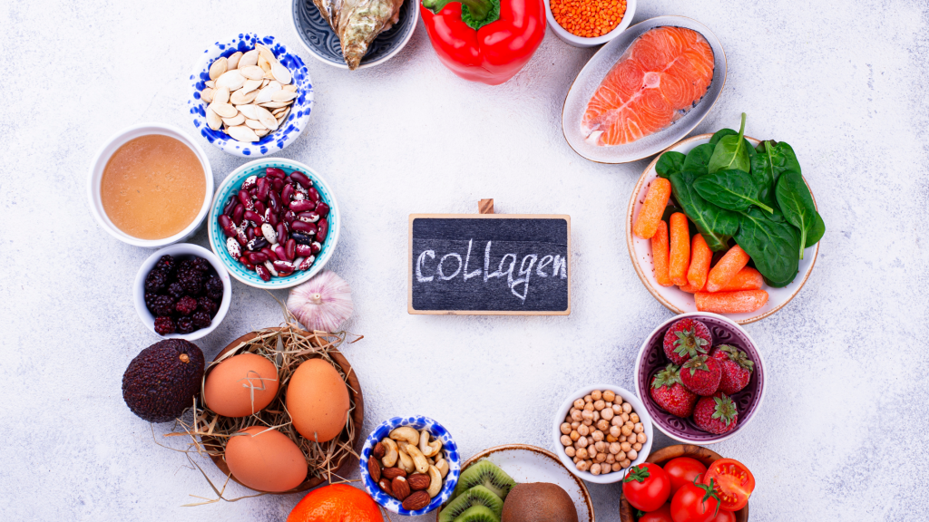 Collagen in food: what foods produce collagen?