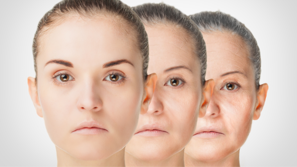 Hormones and (skin) ageing