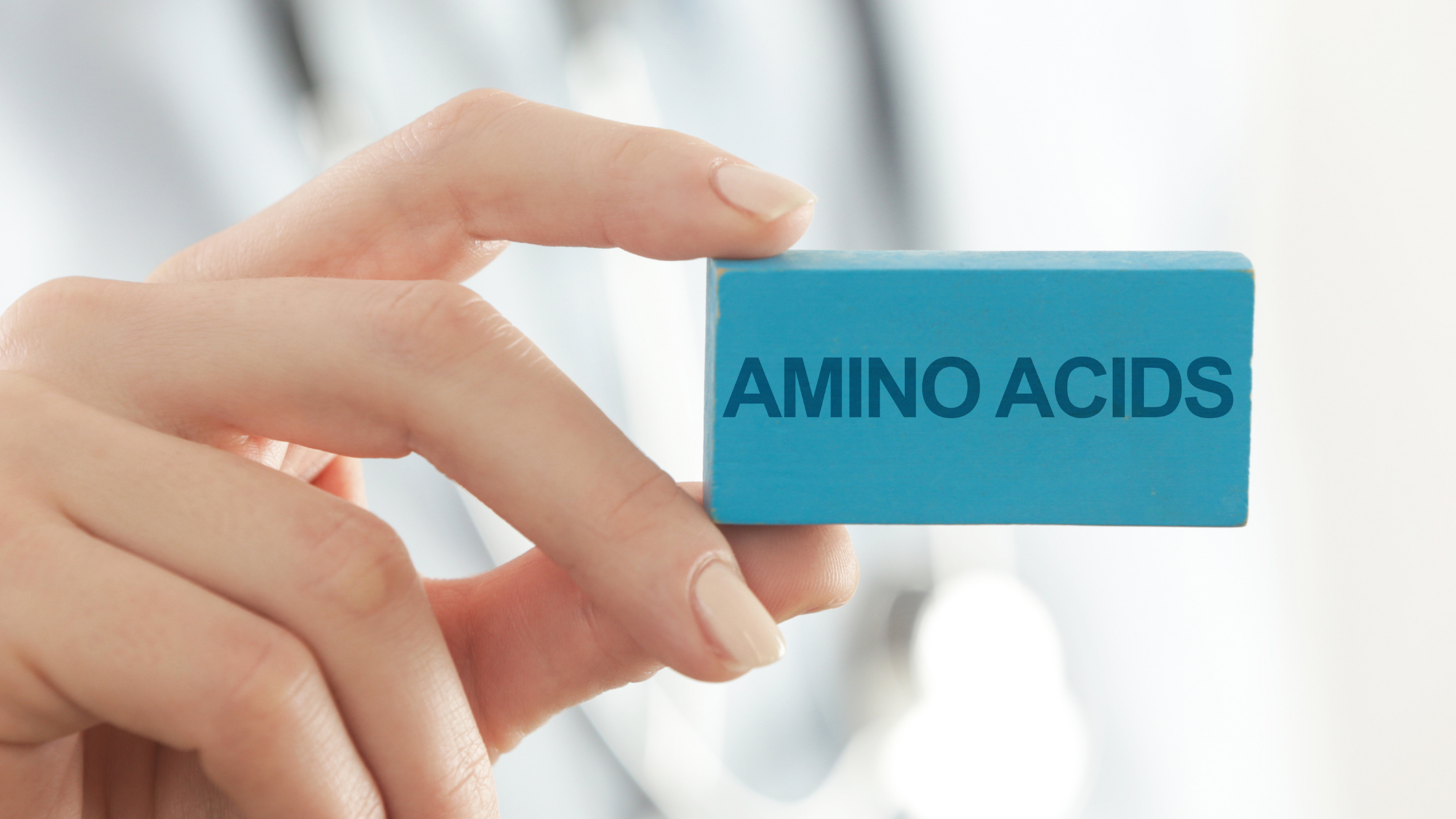 Function of amino acids for the skin